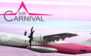 Air Carnival starts its operations on ATR
