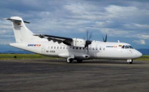 Colombian Airline EasyFly Orders Five ATR 42/72-600s